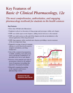 features of basic and clinical pharmacology pdf