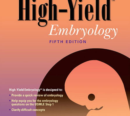 download high yield embryology pdf