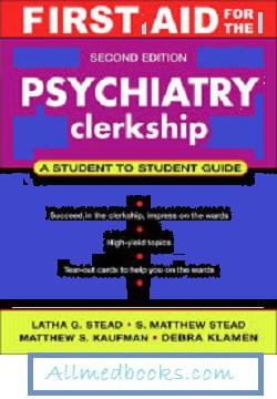 first aid psychiatry pdf