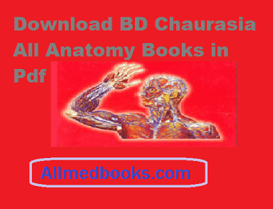 Download BD Chaurasia all books pdf free