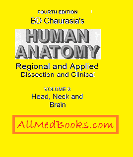 bd chaurasia human anatomy volume 3 pdf-head, neck and brain