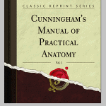 Download Cunningham's Manual of Practical Anatomy pdf (3 Volumes)