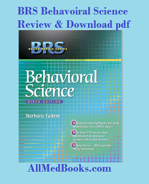 brs behavioral science pdf
