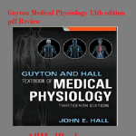 Download Guyton Physiology pdf Free + Buy Hard Copy