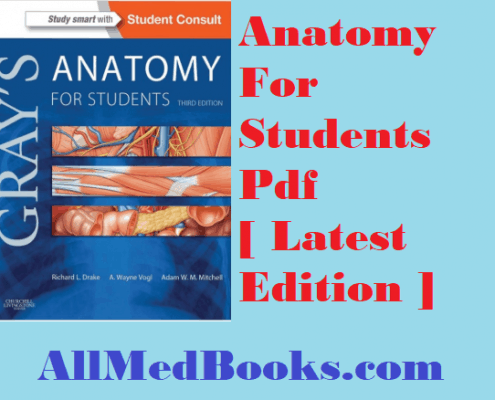 Gray's Anatomy For Students Pdf