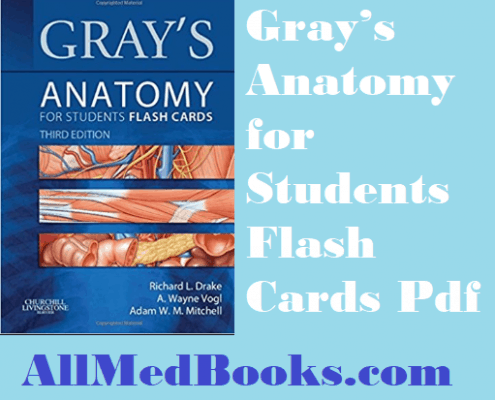 Gray's Anatomy for Students Flash Cards Pdf