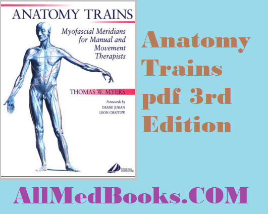anatomy trains pdf 3rd edition
