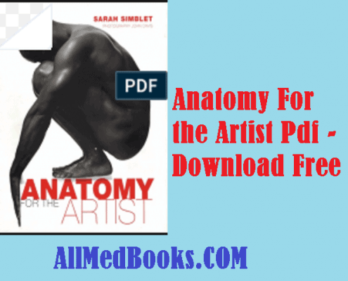 Anatomy For the Artist Pdf