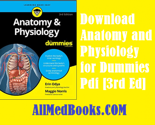Anatomy and Physiology for Dummies Pdf