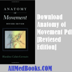 Anatomy of Movement Pdf [Revised Edition] Download Free