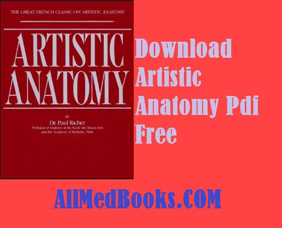 Artistic Anatomy Pdf