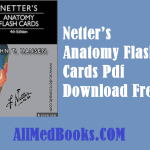 Netter's Anatomy Flash Cards Pdf Download Free [6th Edition]
