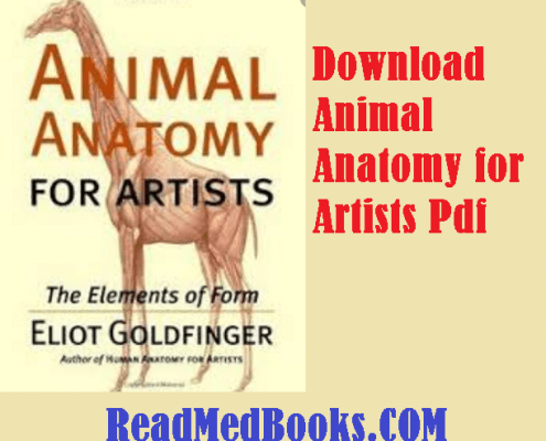 Animal Anatomy for Artists Pdf